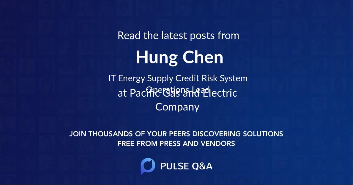Hung Chen
