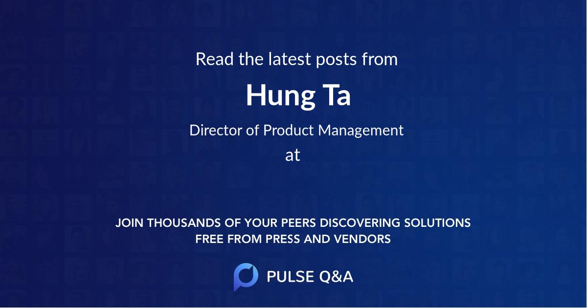 Hung Ta