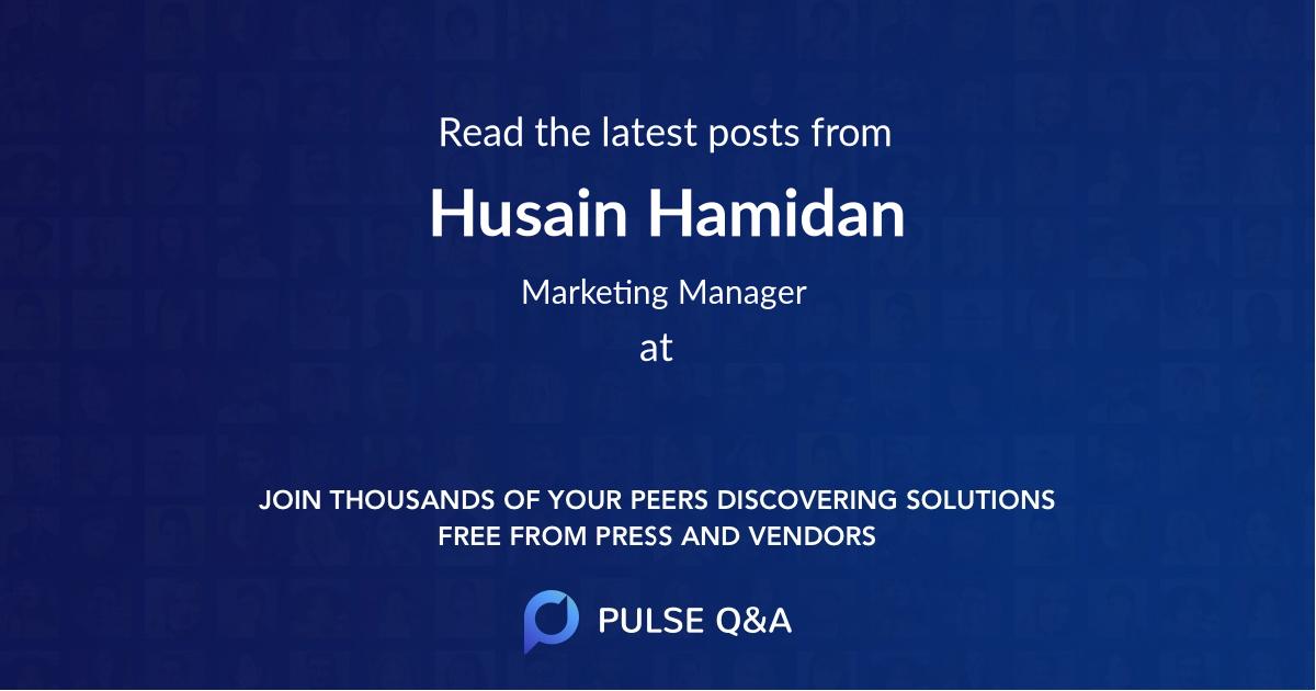 Husain Hamidan