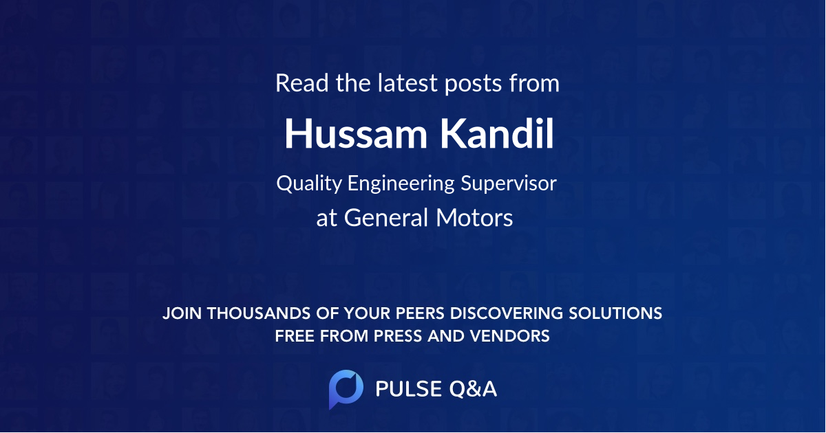 Hussam Kandil