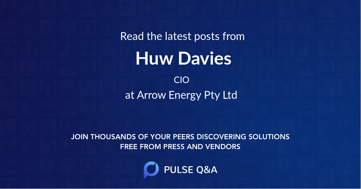Huw Davies