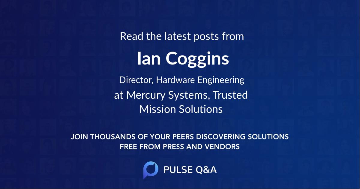 Ian Coggins