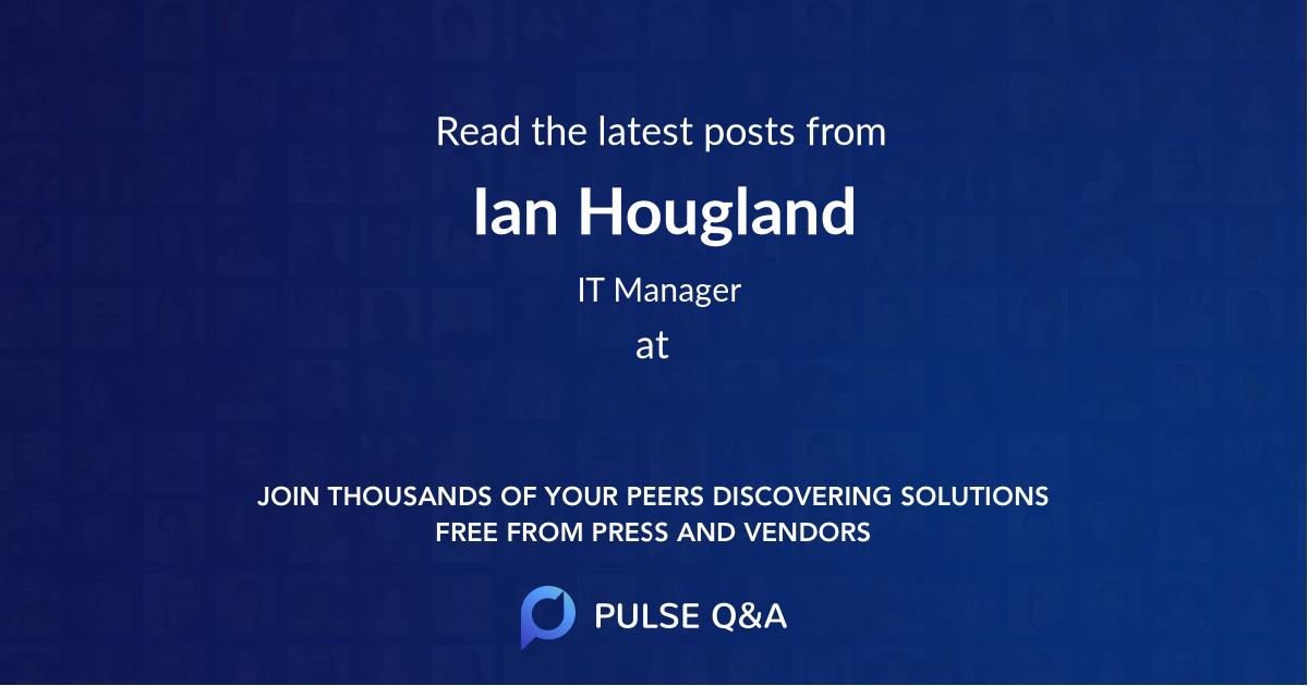 Ian Hougland