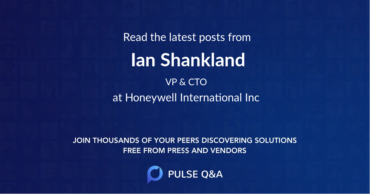 Ian Shankland