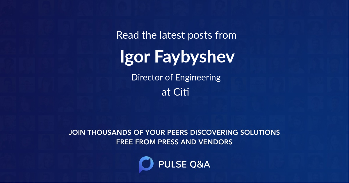 Igor Faybyshev