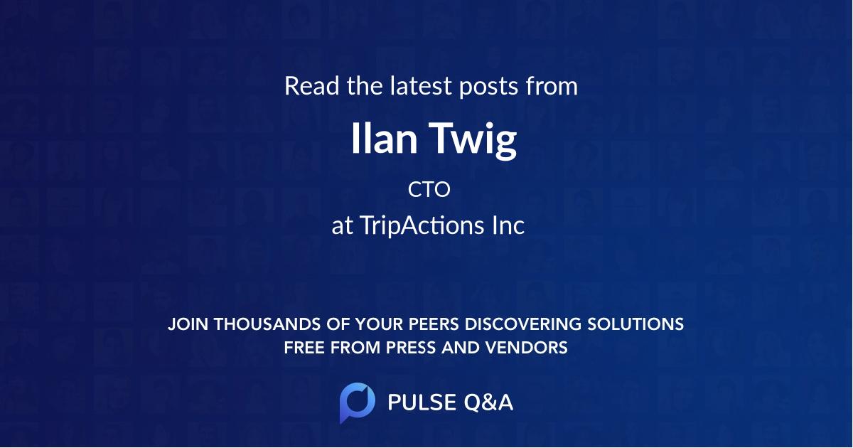 Ilan Twig
