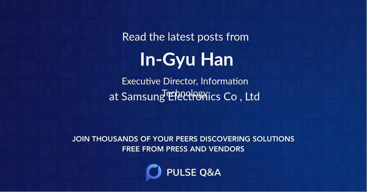 In-Gyu Han
