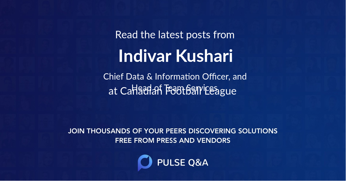 Indivar Kushari