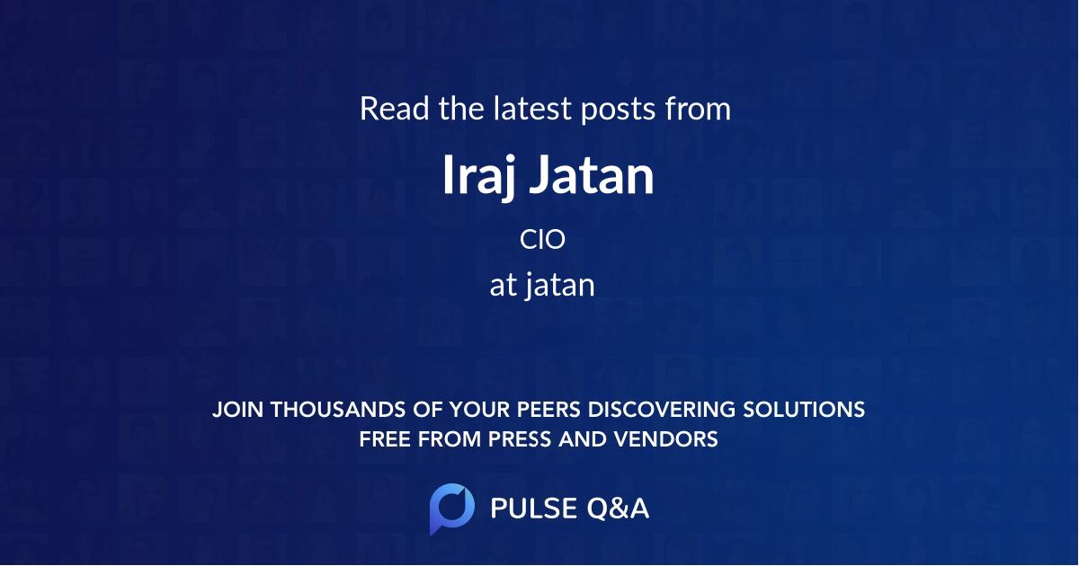 Iraj Jatan