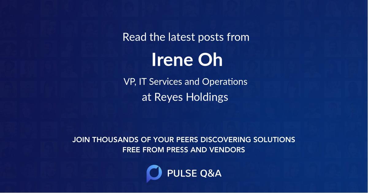 Irene Oh
