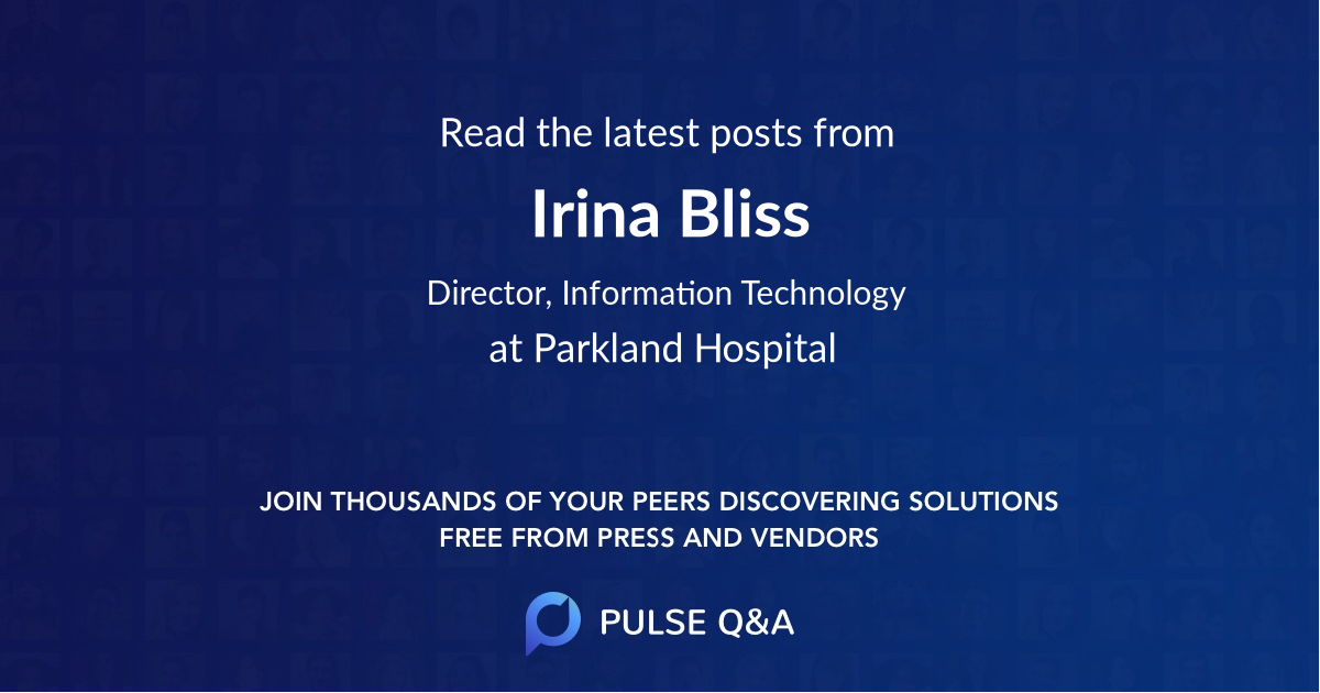 Irina Bliss