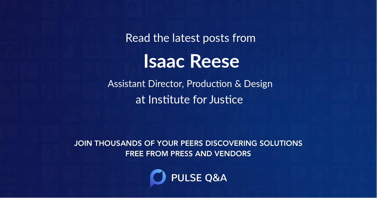 Isaac Reese