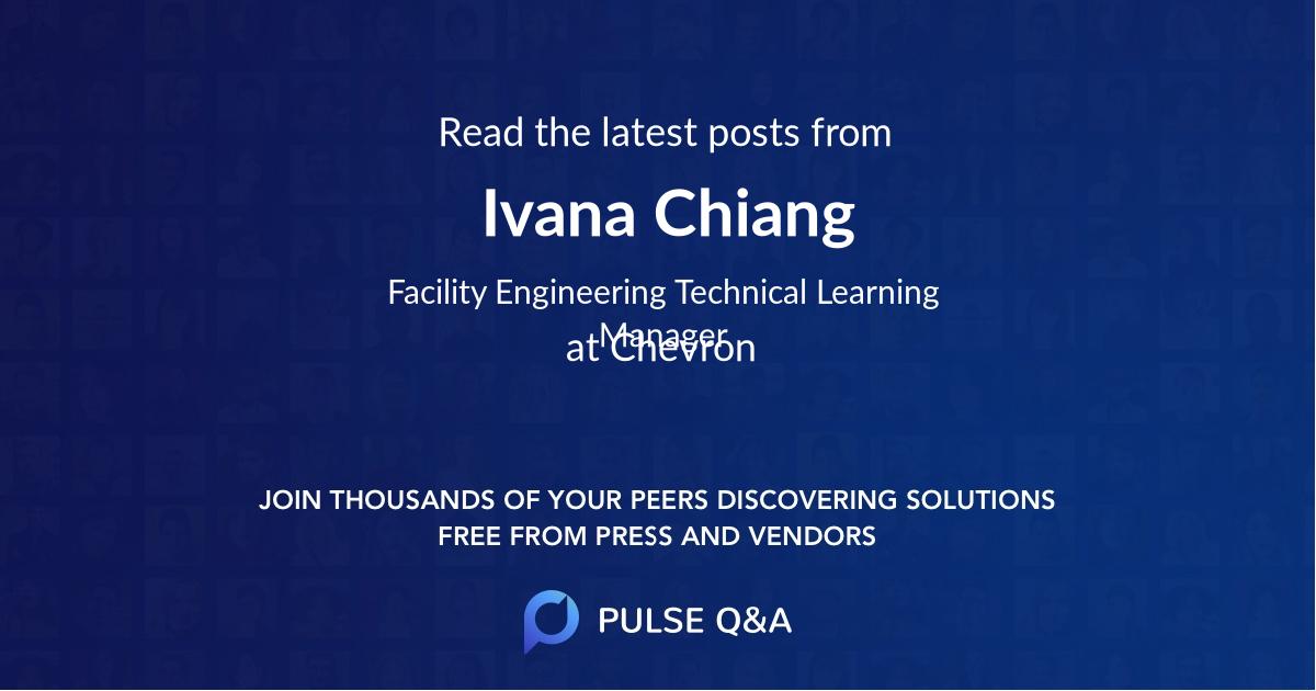 Ivana Chiang