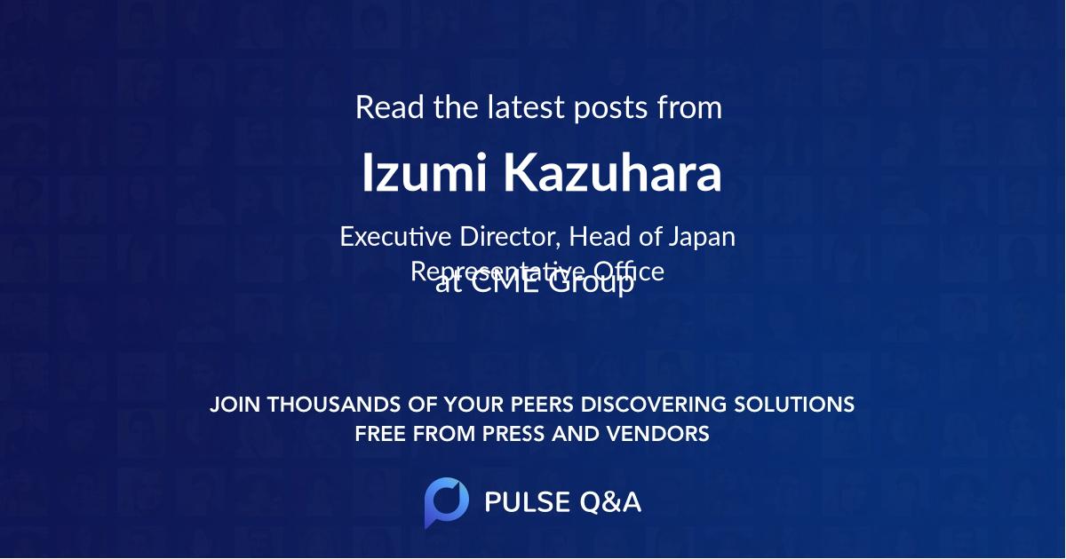 Izumi Kazuhara
