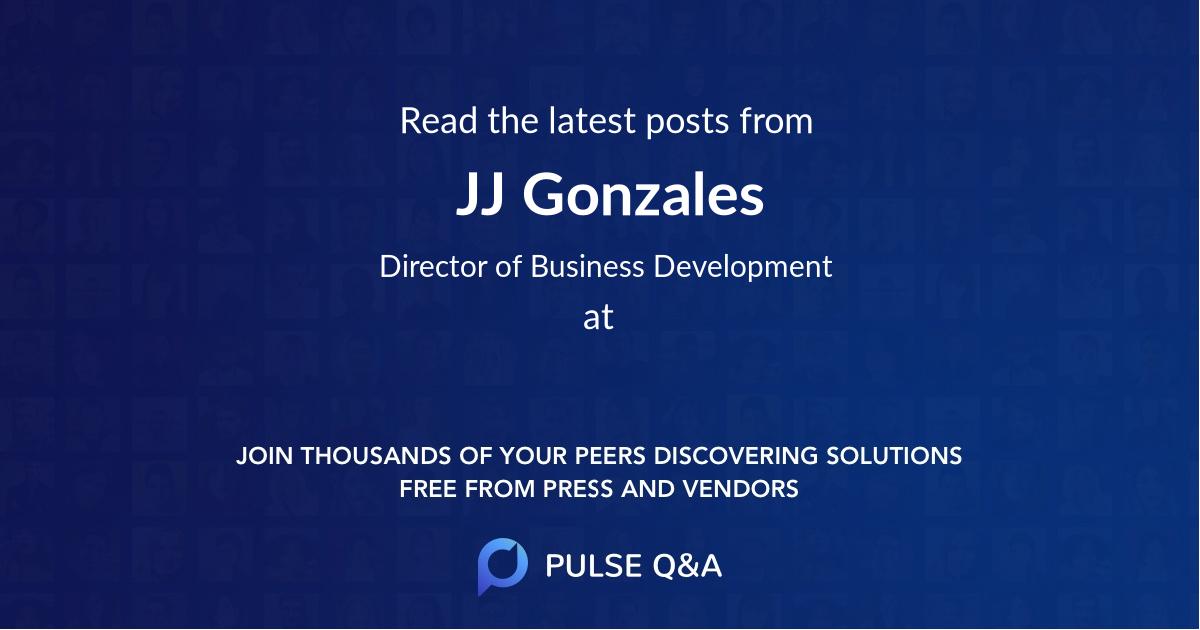 JJ Gonzales