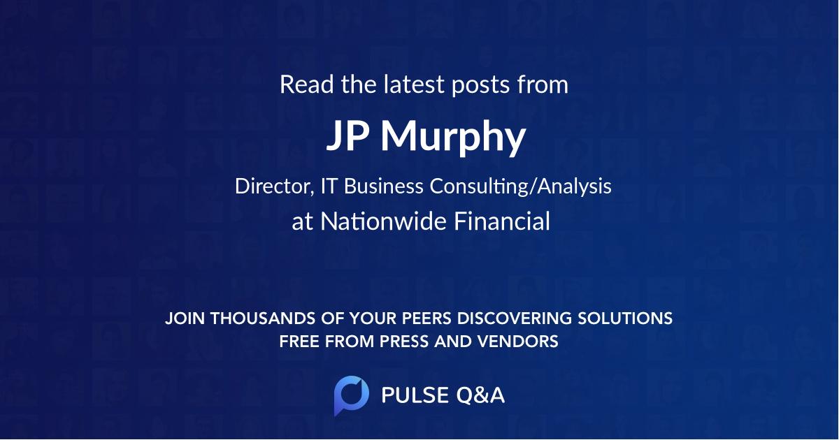 JP Murphy