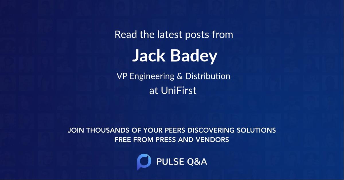 Jack Badey