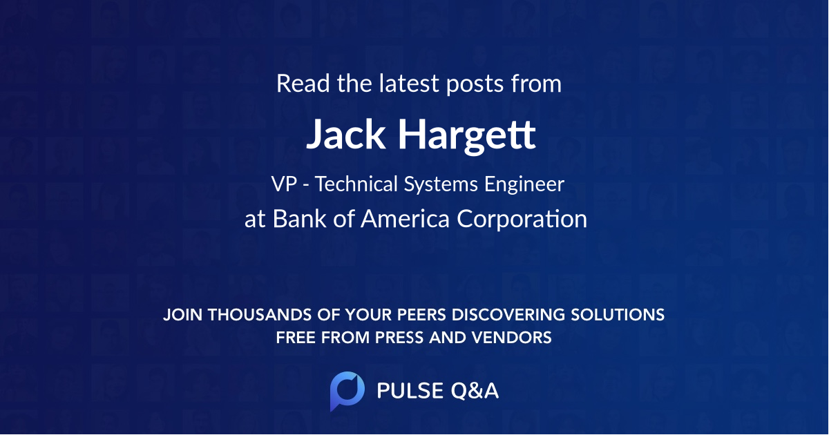 Jack Hargett