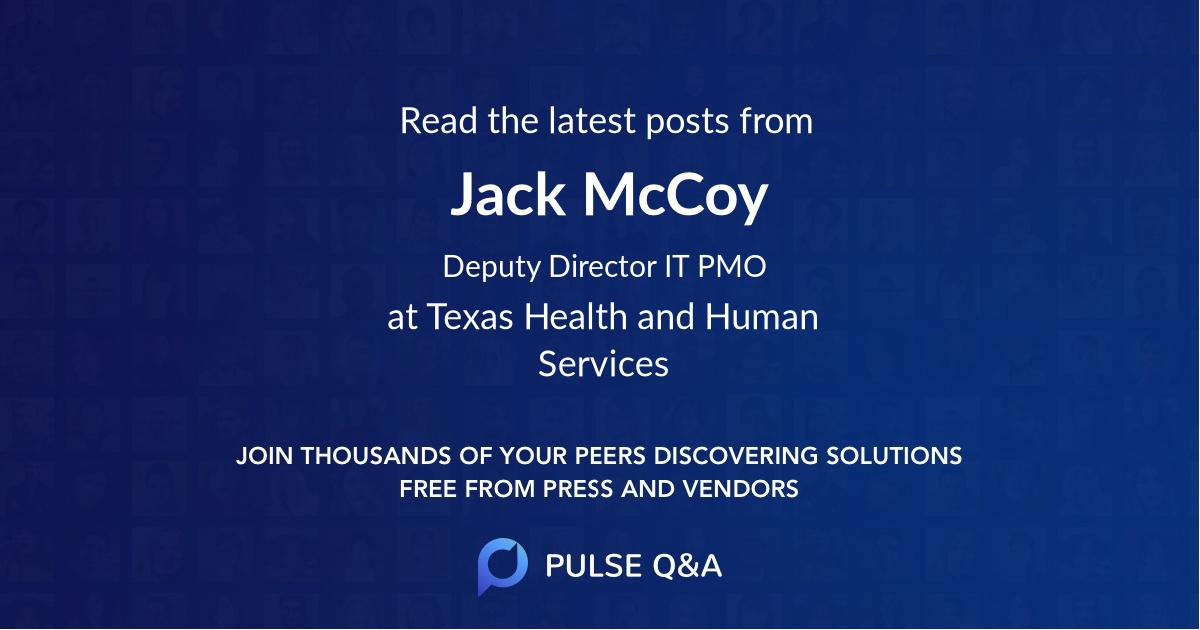 Jack McCoy