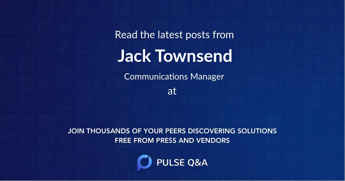 Jack Townsend