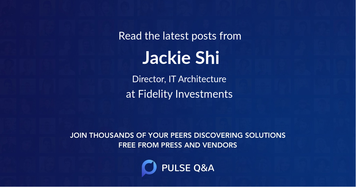 Jackie Shi