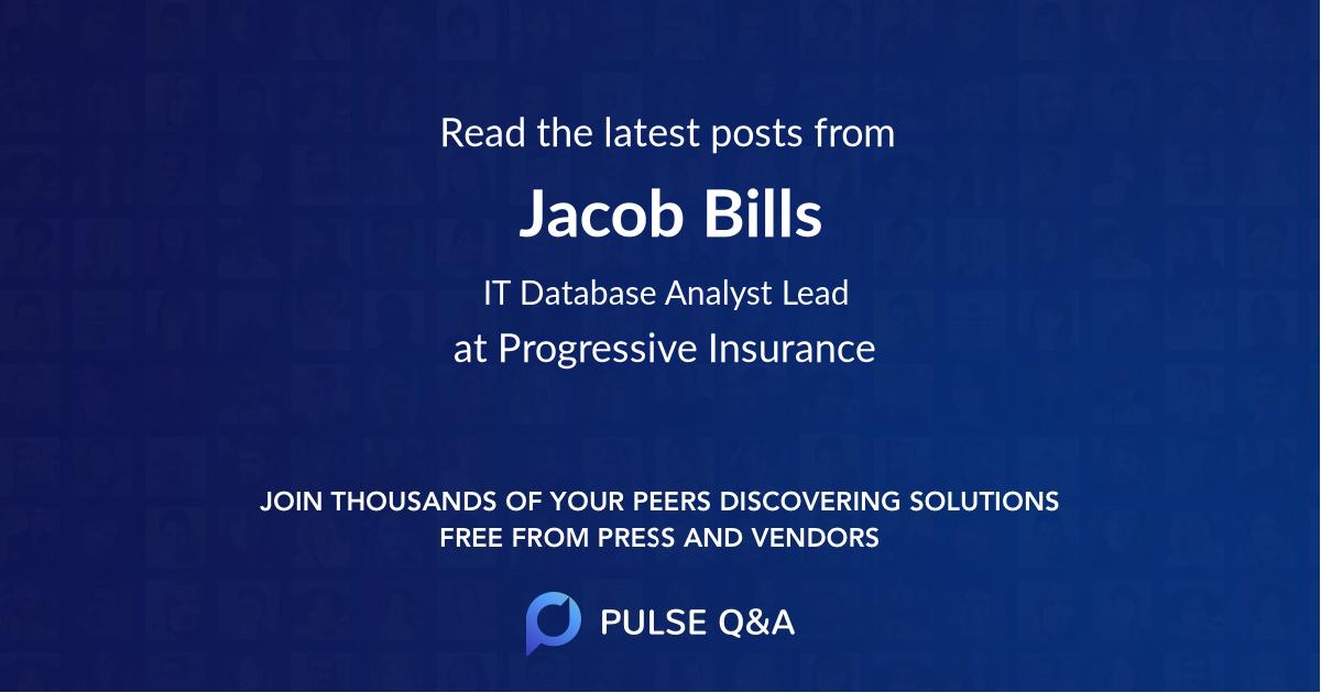 Jacob Bills