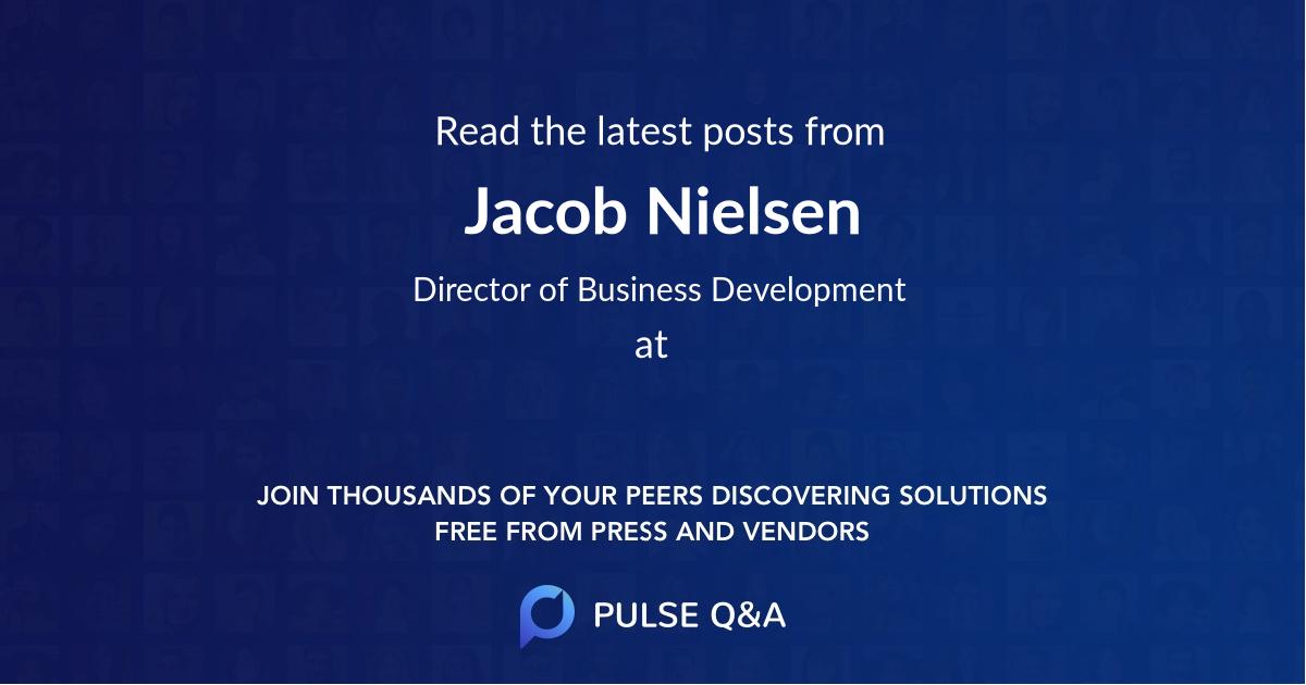 Jacob Nielsen