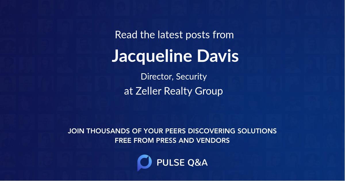 Jacqueline Davis