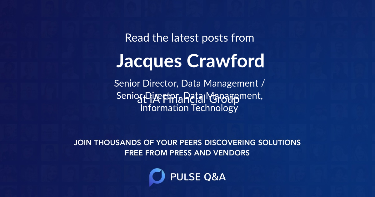 Jacques Crawford