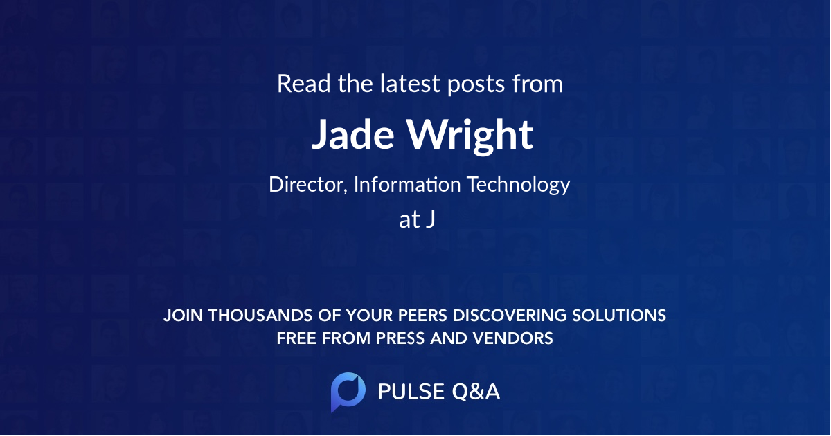 Jade Wright