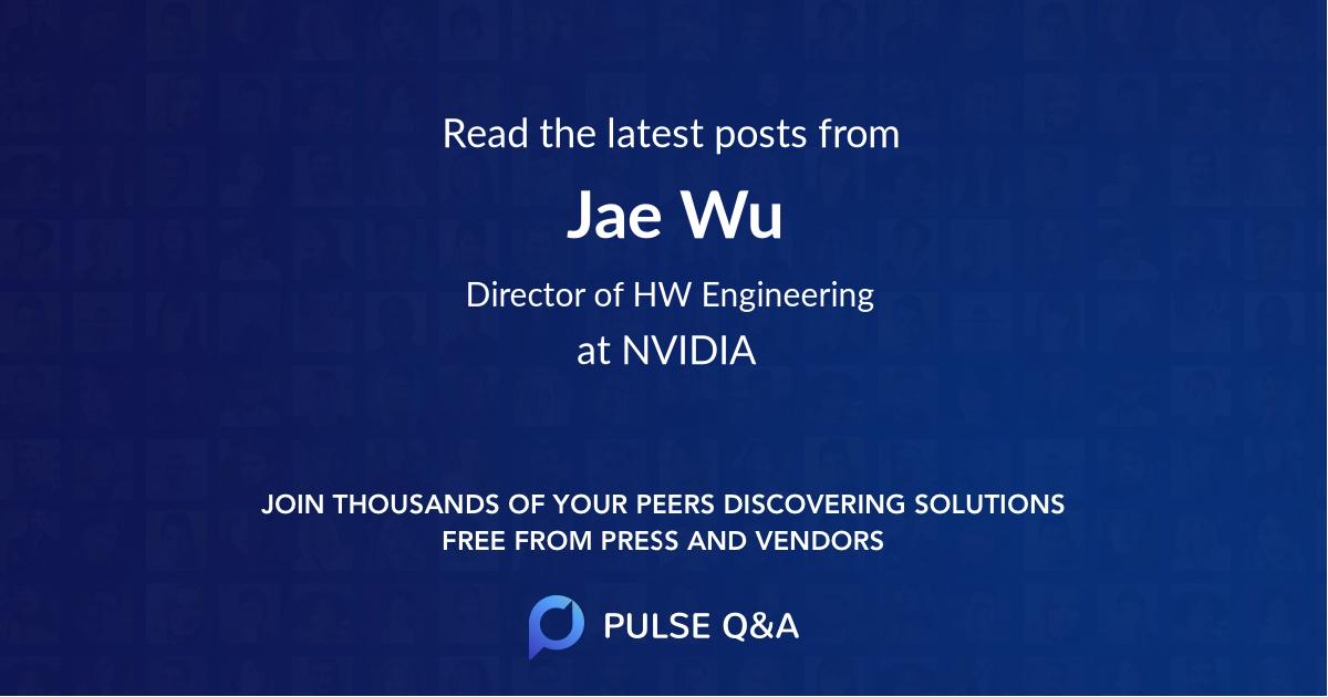 Jae Wu