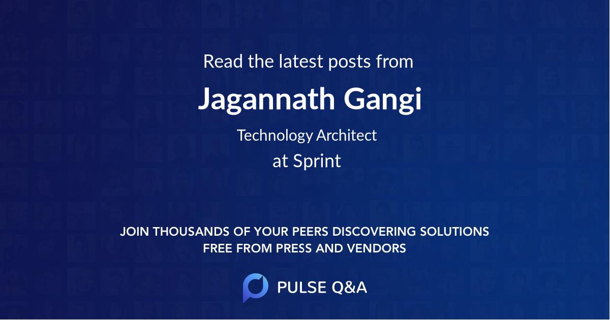 Jagannath Gangi