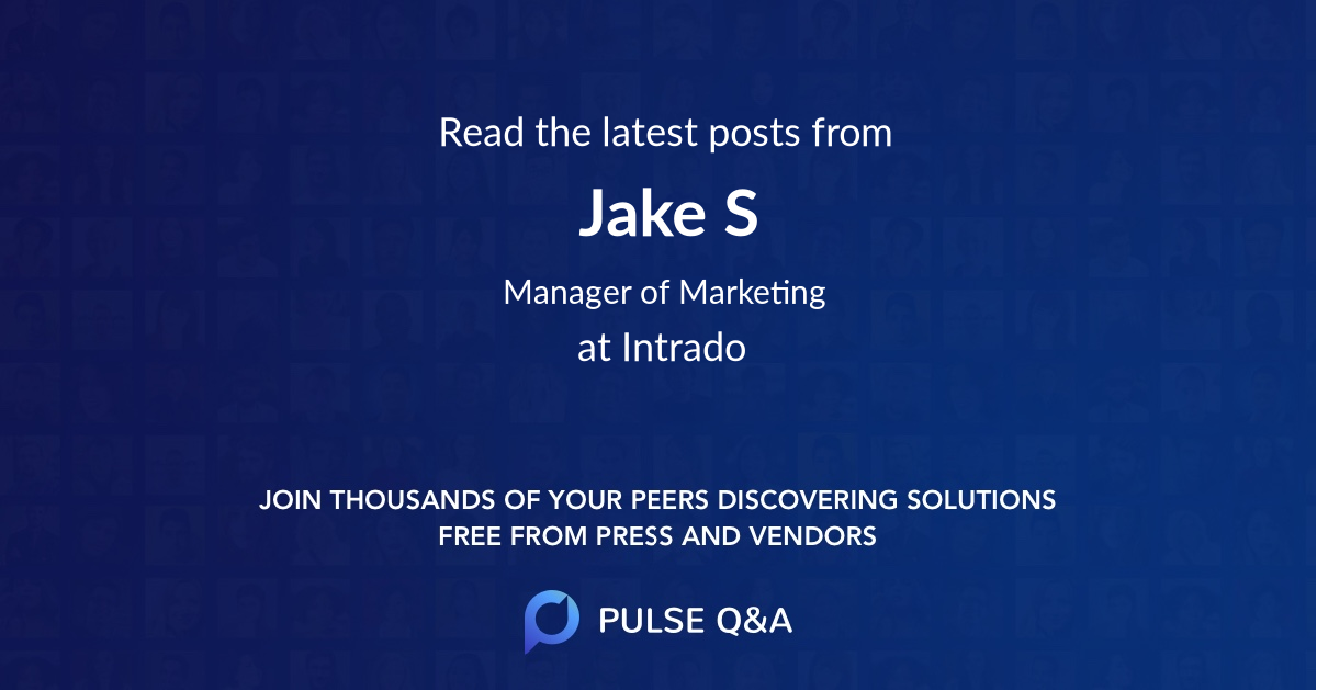 Jake S