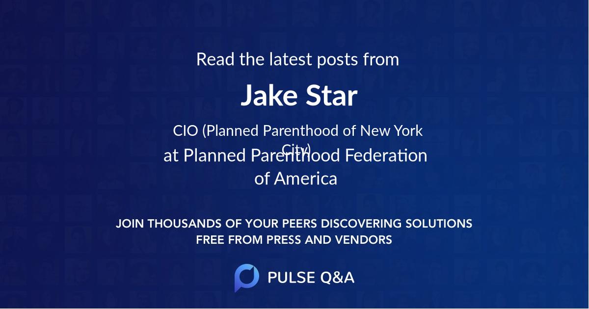 Jake Star