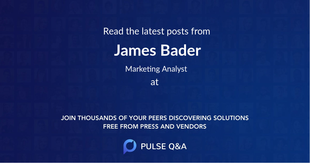 James Bader