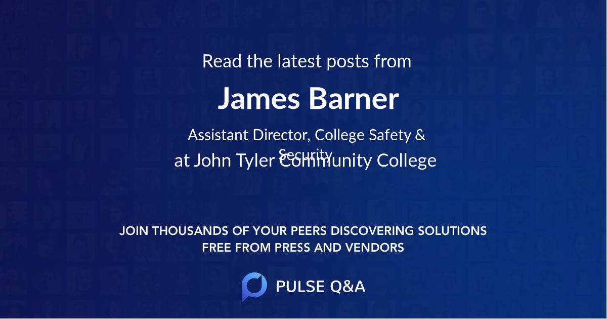 James Barner