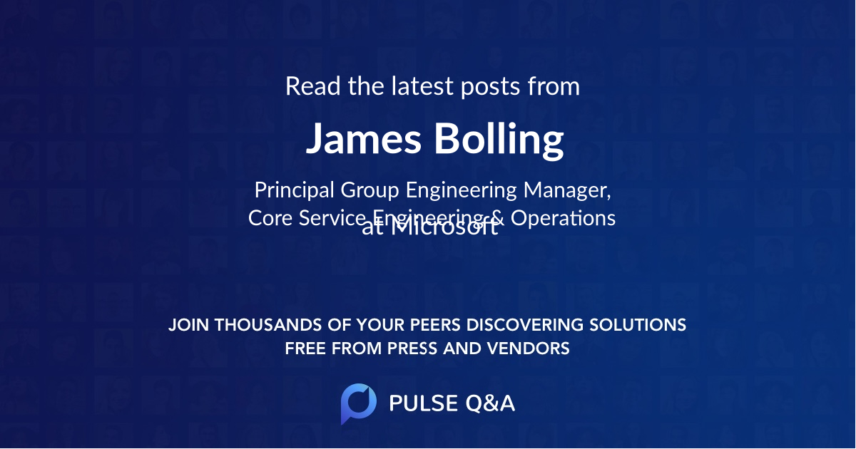 James Bolling
