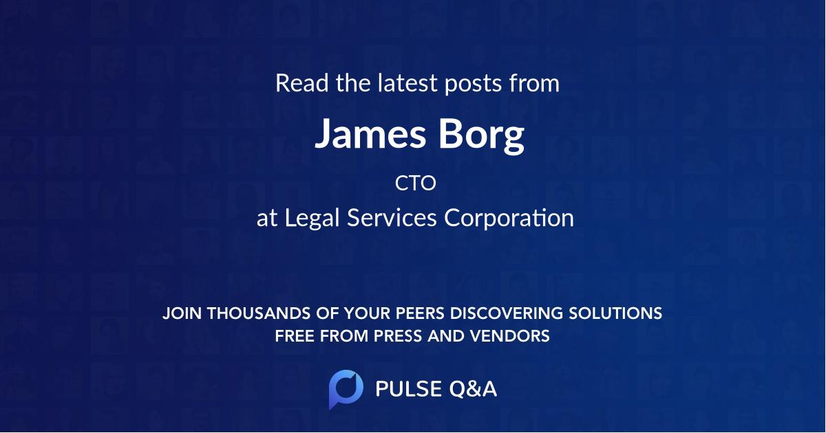 James Borg