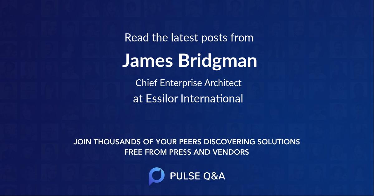 James Bridgman