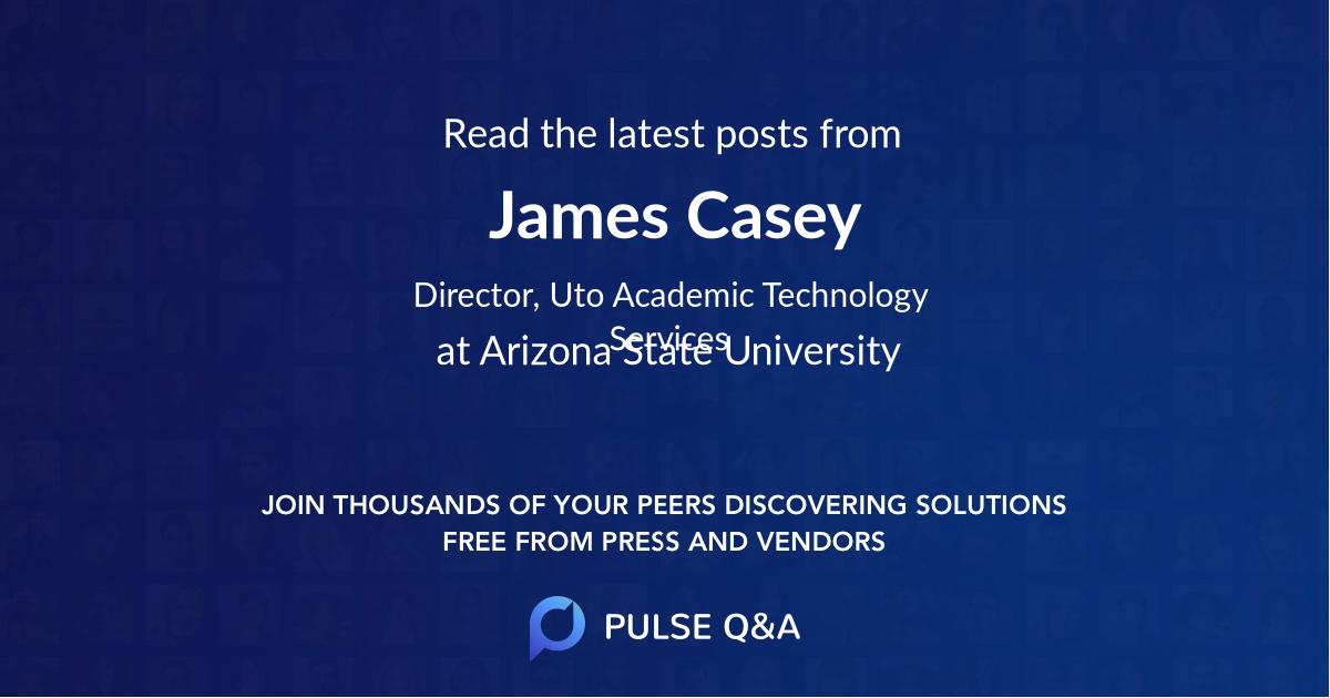James Casey