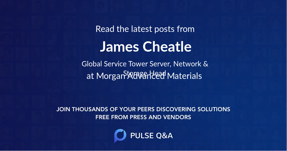 James Cheatle