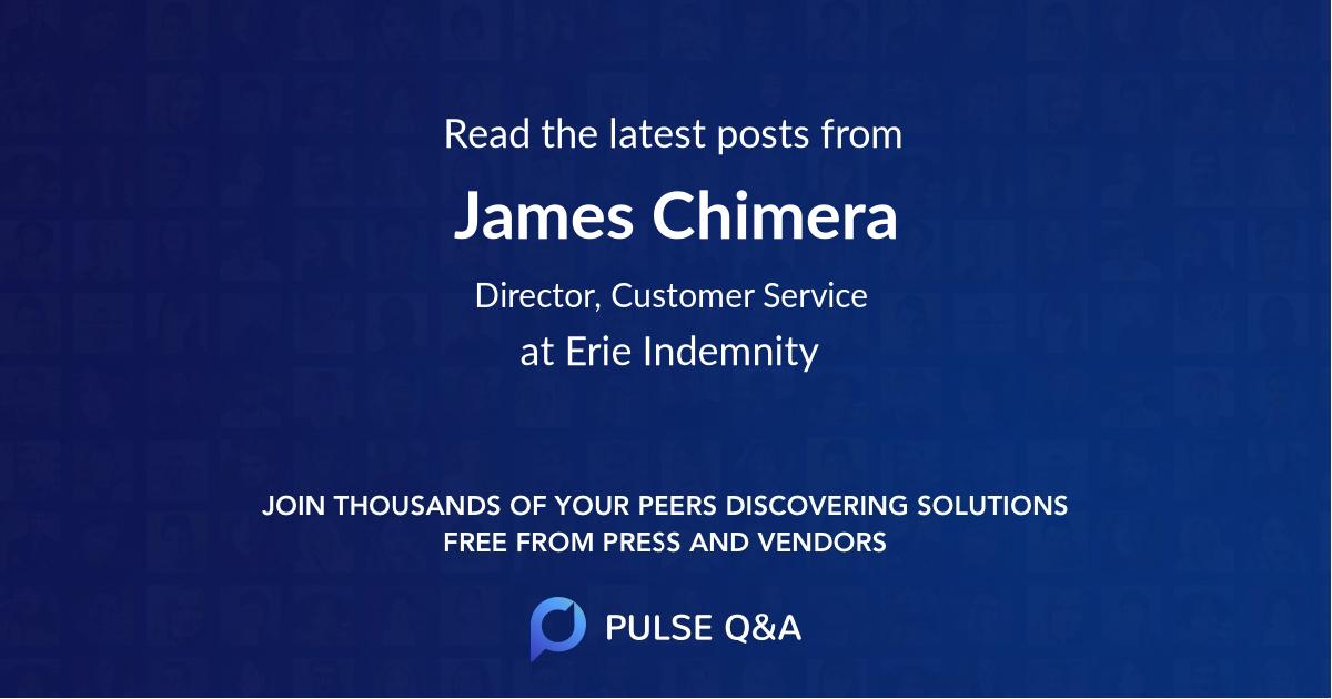 James Chimera