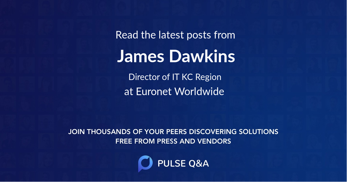 James Dawkins