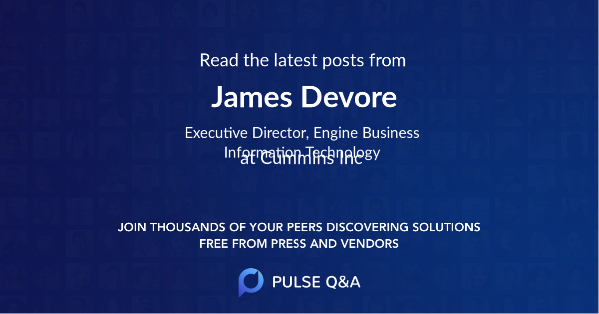 James Devore