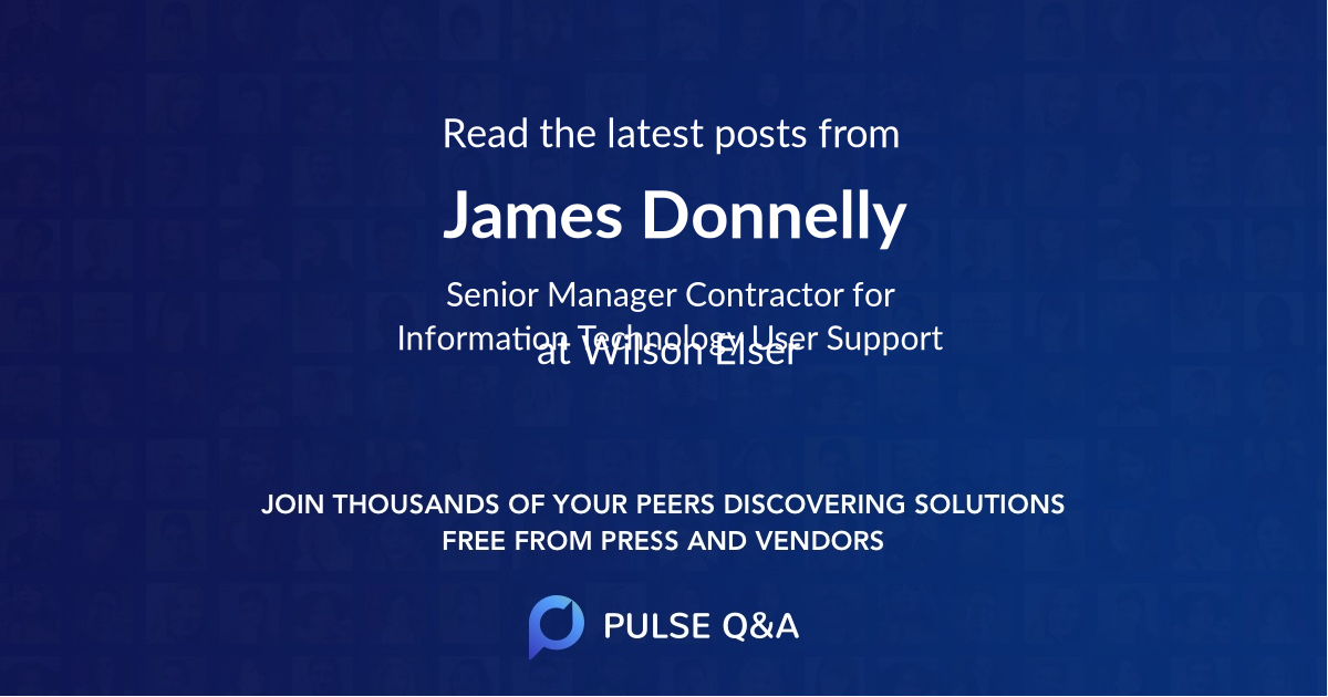 James Donnelly