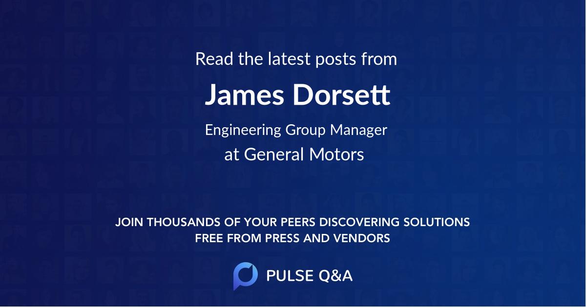 James Dorsett