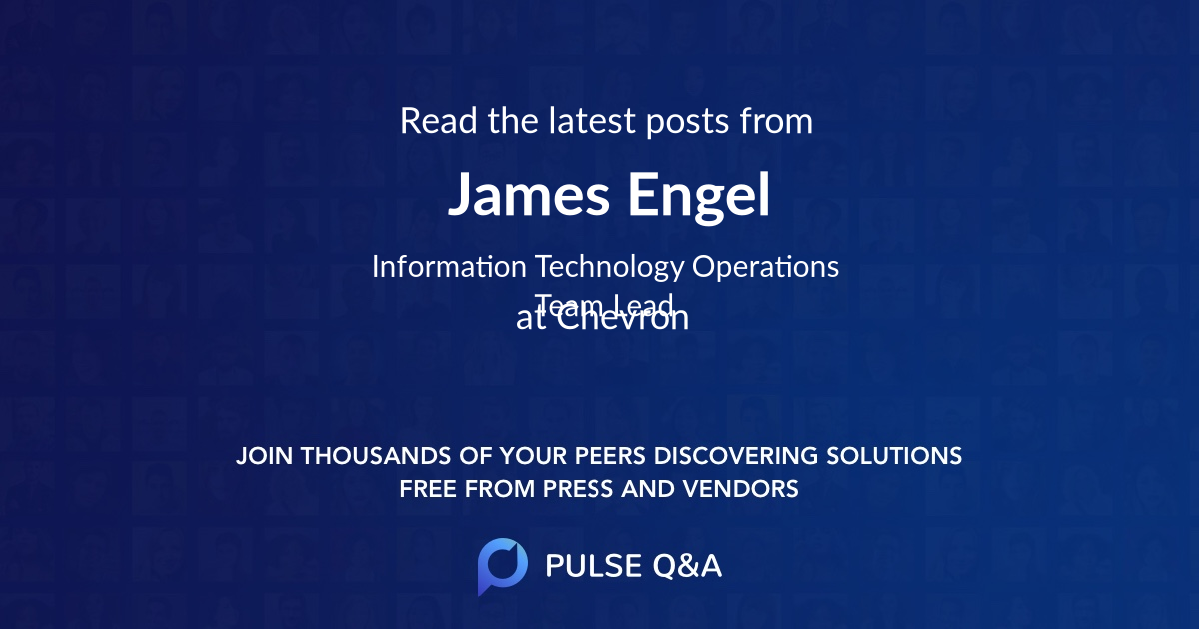 James Engel