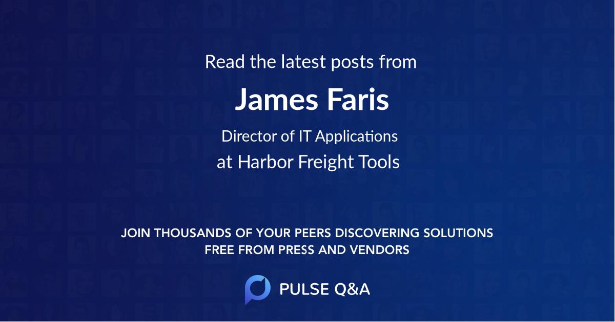 James Faris