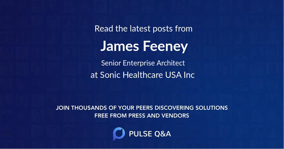 James Feeney