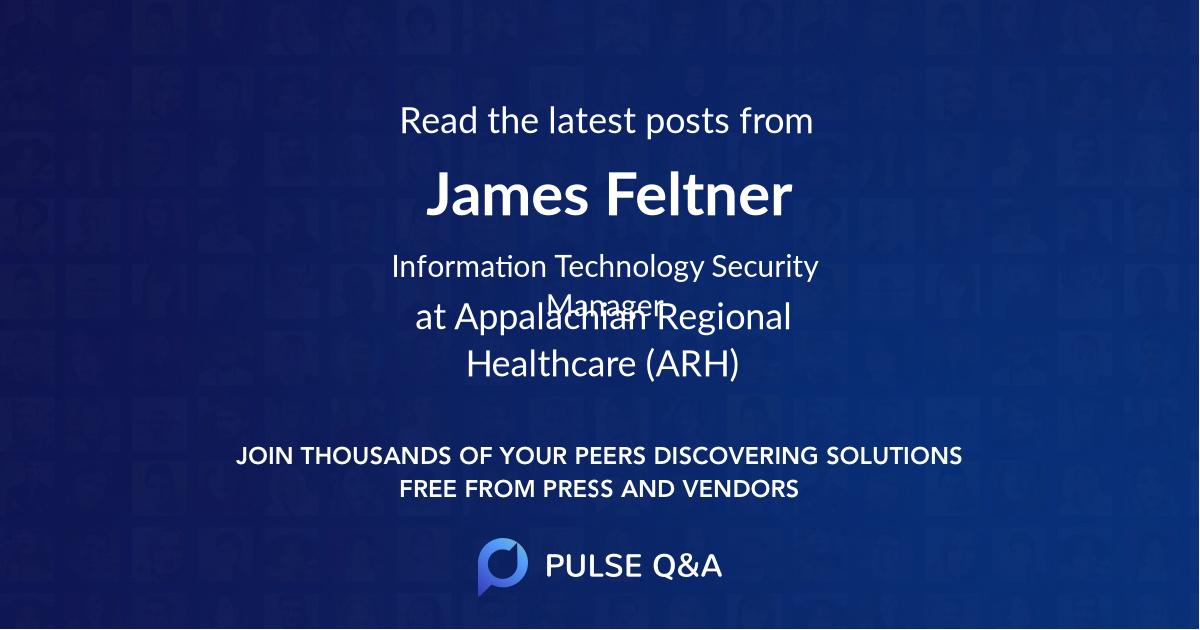 James Feltner